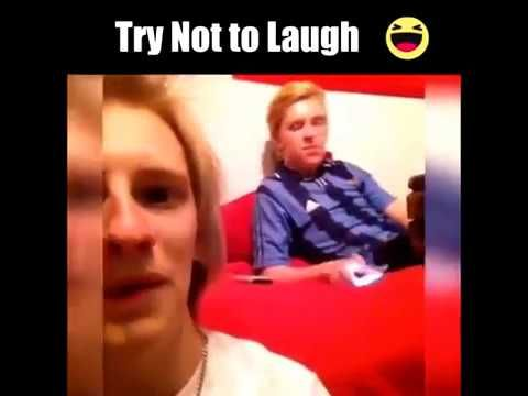 Try Not To Laugh Dare