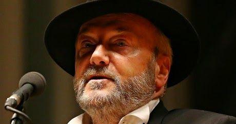 Seemorerocks: George Galloway attacked