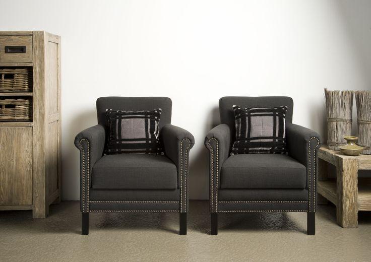 UrbanSofa Cotton Club fauteuil