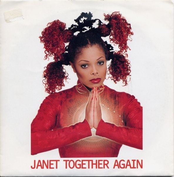 Janet Jackson - Together Again at Discogs