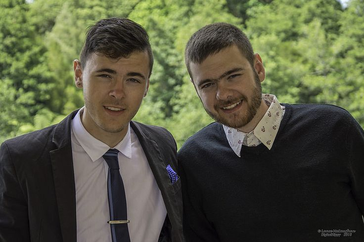 Tim and Ben Stevens