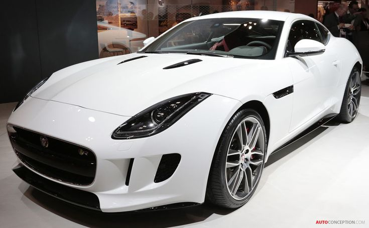 LA Auto Show 2013: Jaguar F-TYPE Coupe