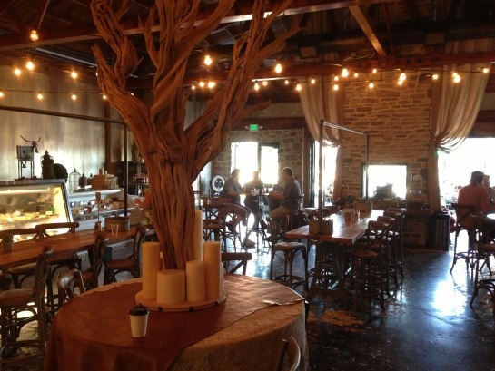 Hang out with us today! We have free wifi, cozy fire place, tasty food, drinks and more!