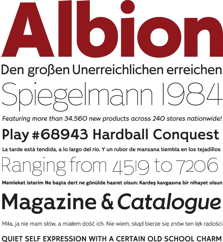 The evolution of Albion from 'show-pony' to 'sturdy workhorse' took place over 2 years. It now offers a unique, approachable voice while doing all the things that a well designed text sans has to do. Its x-height to cap-height proportions are highly legible (even at very small sizes) and the range of weights answers all the needs for the studio's correspondence. #typography #studio #melbourne #type #characters #letterbox #stephenbanham #albion #font