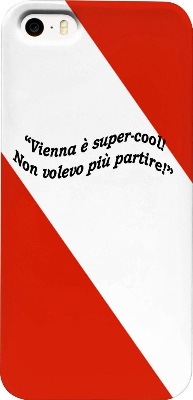 """Custom Phone Case: """"Vienna è super-cool!""""   Il vostro originale Souvenir spettacolare direttamente dalla Vienna, Austria, che prova a tutti: Lei e veramente un giramondo!   Vienna, Austria, valzer viennese, moda, viaggio, Souvenir, ricordo, vacanze, gioia, amore, mondo,  OMG, BFF, bravo, Buon Natale, cellulare, musica,  pascua,  Mamma, vaso, dinaro, vino, bacio, fotografia, top, T-Shirt, letto matrimoniale, San Valentino, danza, romantico, biancheria intima,  bambini, bambino, bambina"""