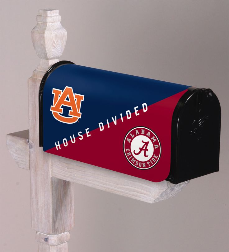 Mailbox Magnetic House Divided