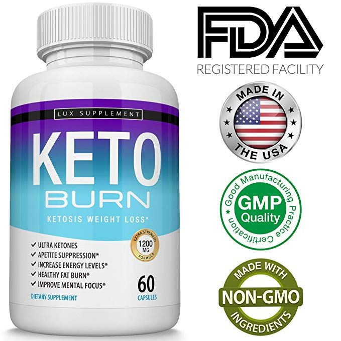 can you take fat burners on ketogenic diet
