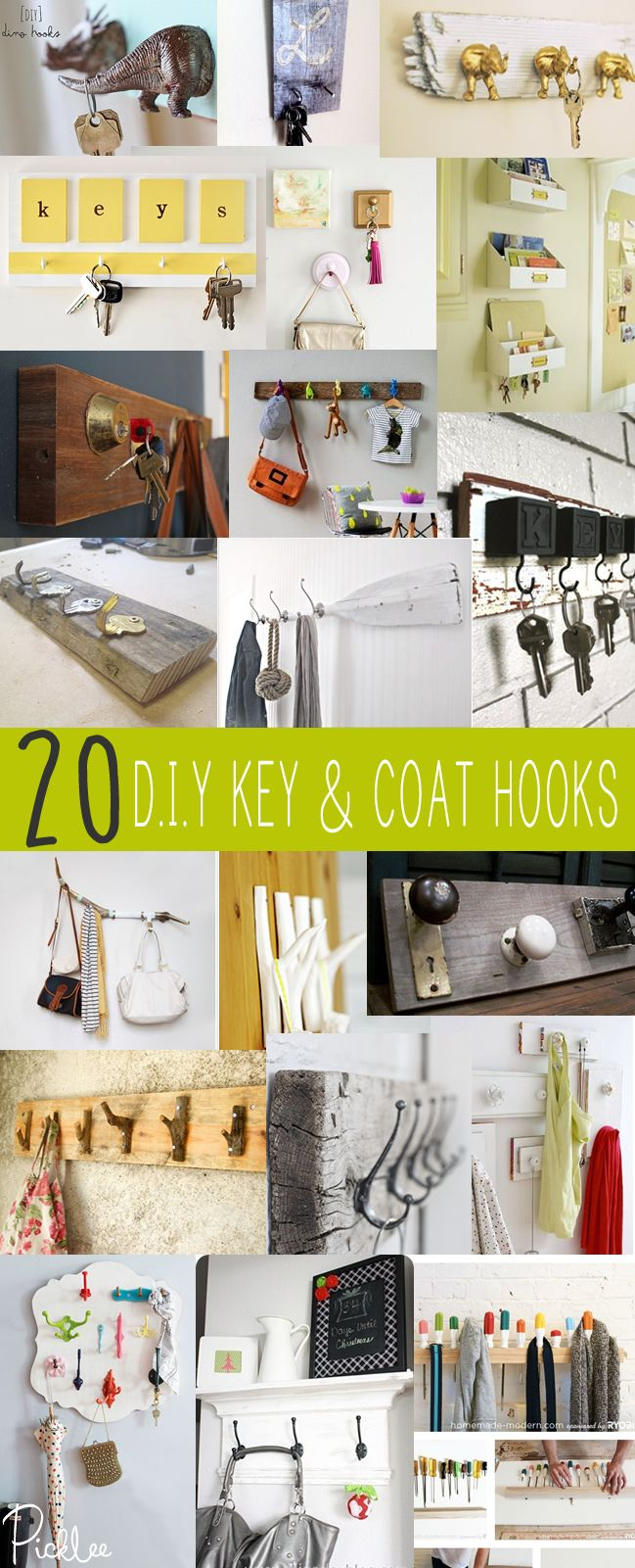 522 best Hook board ideas images on Pinterest | Home ideas, Clothes ...