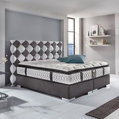 die besten 25 boxspringbett mit motor ideen auf pinterest boxspringbett mit bettkasten. Black Bedroom Furniture Sets. Home Design Ideas