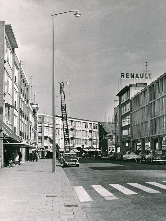 Arnhem Looierstraat 1958