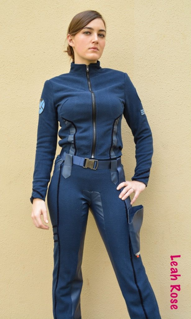 Maria Hill photos