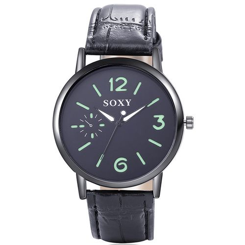 Fashion cool Mens Watch SOXY Dial Watch