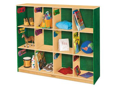 Cubbies From The Lakeshore Learning Colors Of Nature Collection