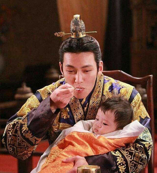 JCW in 'Empress Ki'