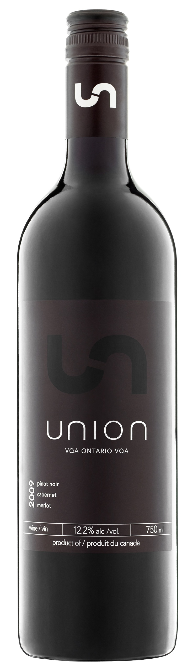 UNION red 2009 -- easy drinking, charming red blend to suit everyone