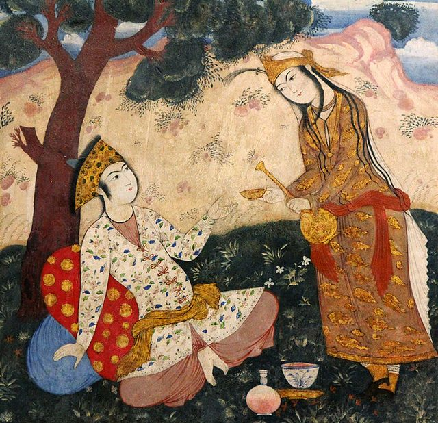 Best 400+ Persian Art images on Pinterest | Miniature, Islamic art ...