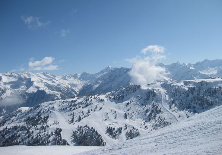 For incredible variety alone, skiiers and boarders can't beat Mayrhofen in the Austrian Tyrol.  There's the huge Ziltertal valley to ski, fantastic mountain restaurants and some of the best apres ski to be found.  It's also surprisingly budget friendly.