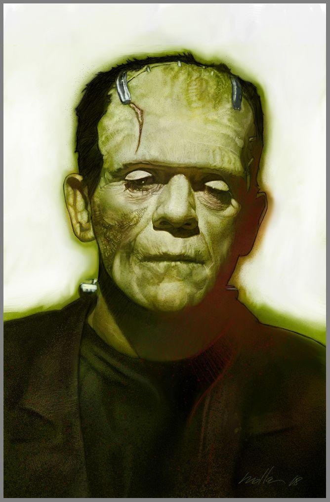 Boris Karloff-Bride of Frankenstein