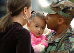 Homefront for Hugs - organization that sends care packages to soldiers
