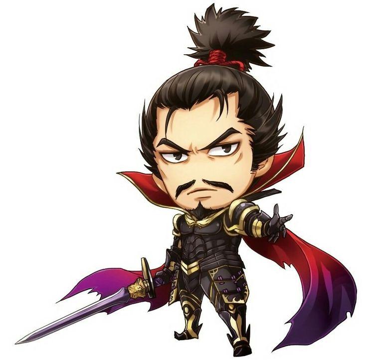 Warriors Orochi 3 Ultimate Nobunaga Oda: N O B U N A G A On Pinterest