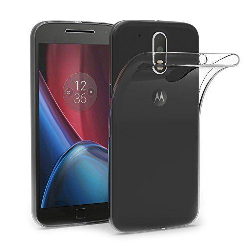 Funda Motorola Moto G4/ G4 Plus, AICEK Protector Motorola Moto G4/ G4 Plus Funda Transparente Gel Silicona Moto G4/ G4 Plus Premium Carcasa para Moto G4/ G4 Plus