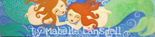 Mermaids soul by Mabelle Lansdell