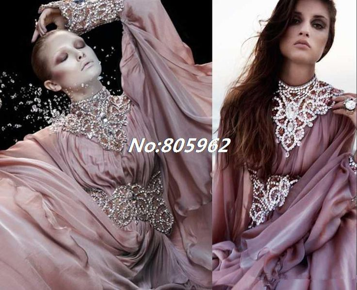 1000+ Images About Arabic Kaftan Evening Dresses On Pinterest