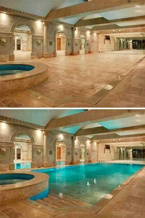 Hiddin Indoor Swimming Pool