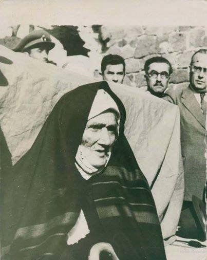 Erzurum Aziziye Tabyası Kahramanı Nene Hatun... #OsmanlıDevleti