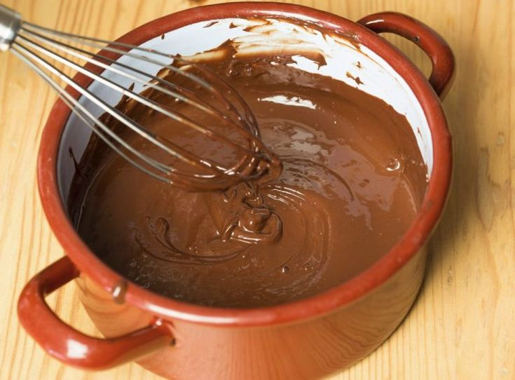 Aceasta este crema de ciocolată de bază pe care o găsești în majoritatea prăjiturilor, de aceea trebuie să vezi cât de ușor o poți face chiar tu