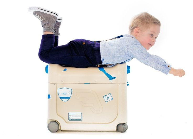 JetKids® Premium Travel Gadgets for Kids, Children | Ride On Suitcases