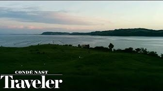 0:13  Timelapse Of The Remote Chiloé Island