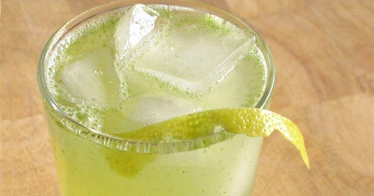 Domácí osvěžující limonáda s čerstvou mátou | Home-Made.Cz