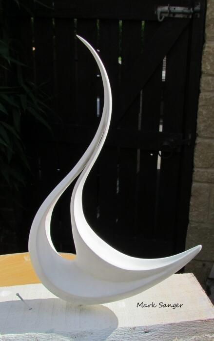 Mark Sanger curvy sculpture #design #crafted