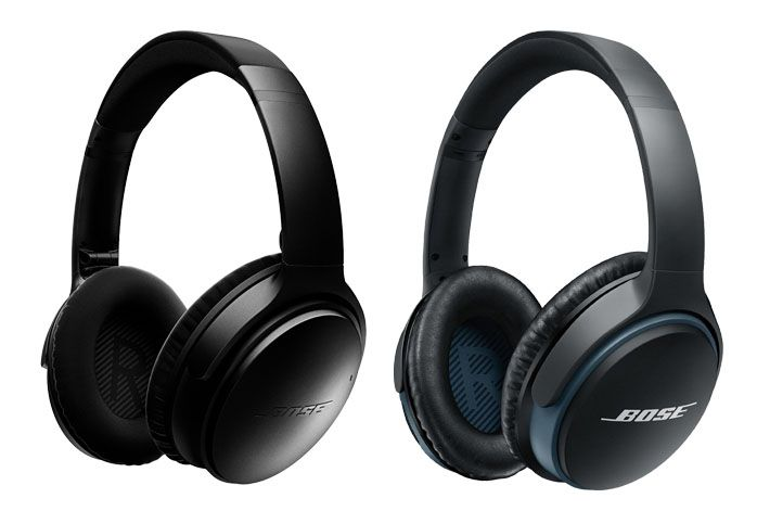 Bose Quietcomfort 35 Vs Bose Soundlink Around Ear Wireless Wireless Headphones For Running Wireless Headphones Headphones