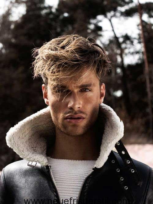Neueste Männer-Frisuren für einen Stilvollen Look