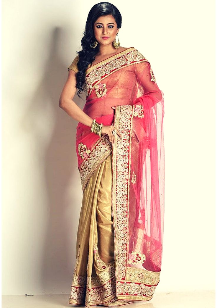 Buy #designer #chiffonsaree from our online store. #chiffon #saree