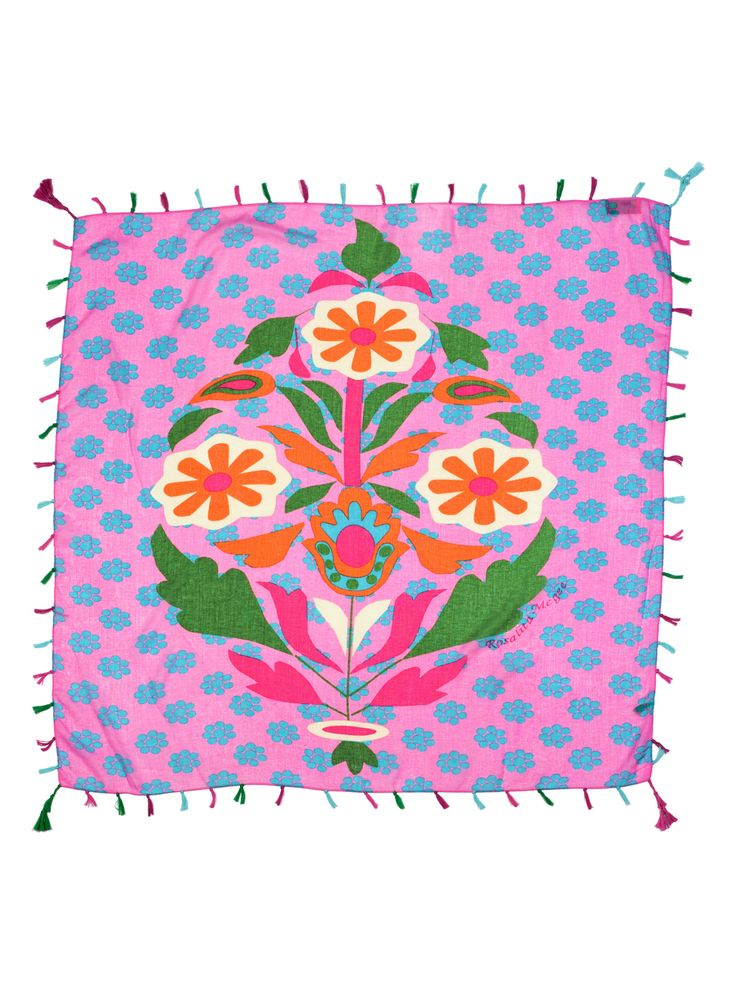 #pashminachiapas #pashmina #fular #panuelo #pashminarosa #pinkpashmina #flowers #chiapas #rosas #summerpashmina www.rosalitamcgee.com