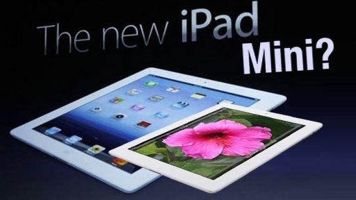 Rumor Has It: Is the iPad Mini already in production? http://cnet.co/MjIkuCIpad Mini