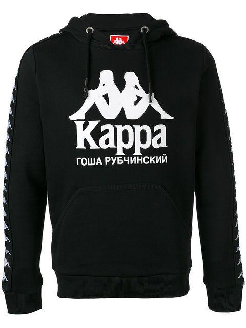 GOSHA RUBCHINSKIY Gosha Rubchinskiy X Kappa hoodie. #gosharubchinskiy #cloth #hoodie