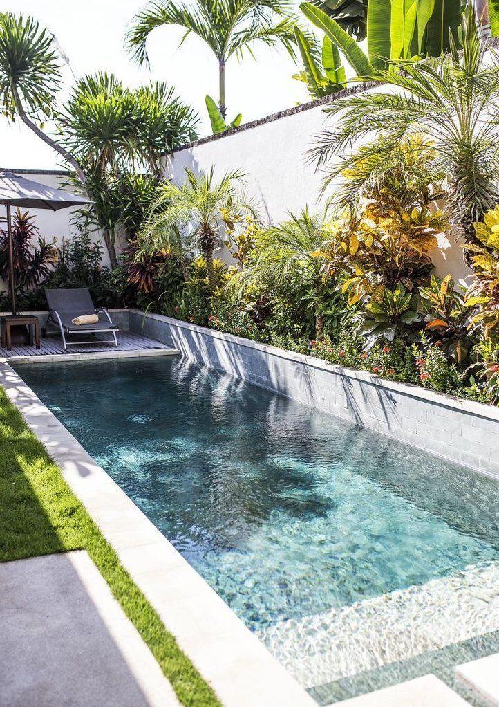 Location Villa De Luxe A Bali Www Casalio Com Villa De 9 Chambres Bali Indonesie Piscines Privees P Backyard Pool Small Pool Design Swimming Pools Backyard