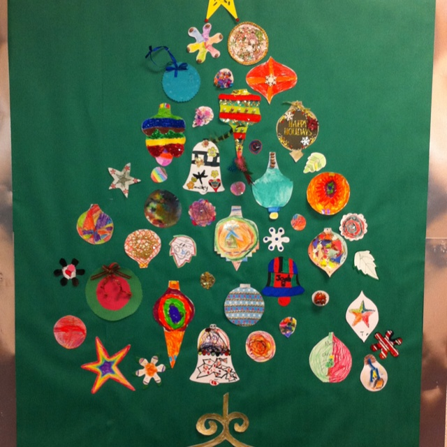Board Decoration For Christmas: 115 Best Christmas Bulletin Boards Images On Pinterest