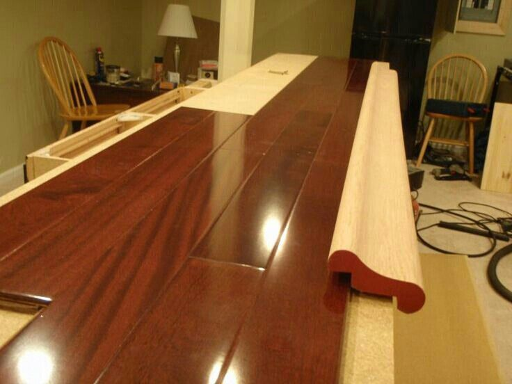Man Cave Countertop Ideas : Best images about bar tops on pinterest