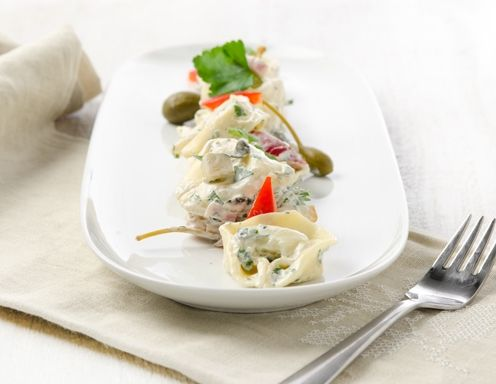 Tortellinisalat - Rezept - ichkoche.at