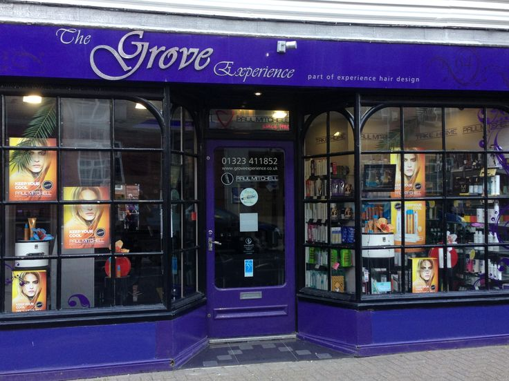 The Grove Experience in Grove Road in Eastbourne