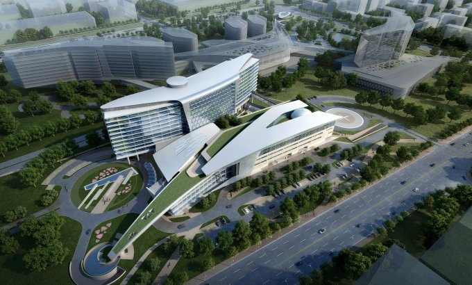 Project - Huashan Hospital - Architizer