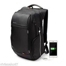 15.6 inch Waterproof Notebook Laptop Backpack External USB Charge Computer Bag in Clothing, Shoes & Accessories, Unisex Clothing, Shoes & Accs, Unisex Accessories, Bags & Backpacks | eBay