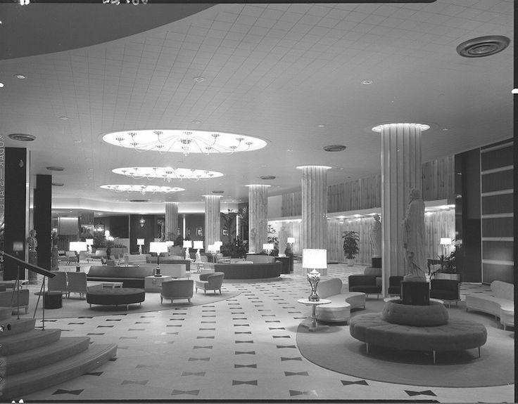 Fontainebleau Hotel Miami (1953-1954)