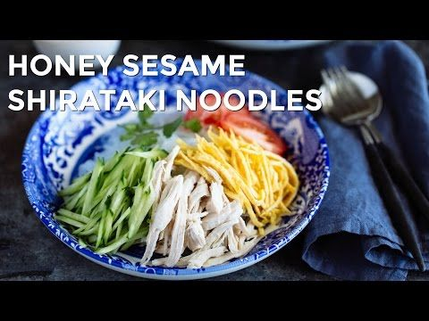 219 best asian food recipe videos images on pinterest asian honey sesame shirataki noodles just one cookbook asian food recipescookbook forumfinder Images