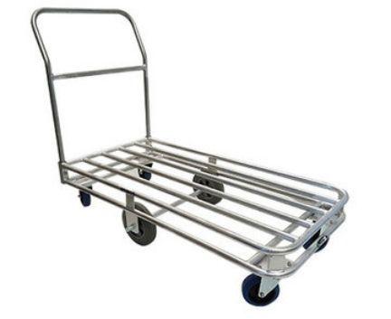 STURGO Deck Tube Trolley. Buy Trolleys / Carts Online - Hand Trolleys, Hand Carts - Backsafe Australia